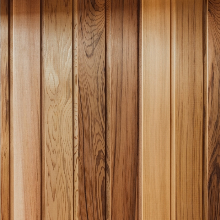Profilholz Rotzeder