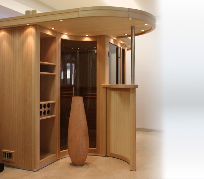 saunakabine tyl. Black Bedroom Furniture Sets. Home Design Ideas