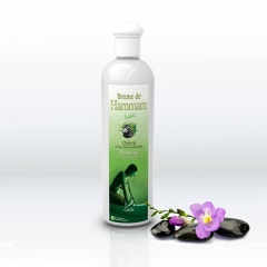 Steam bath oil