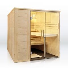 saunakabine relax. Black Bedroom Furniture Sets. Home Design Ideas
