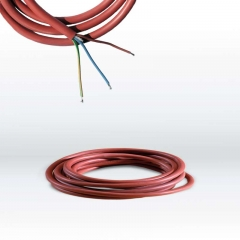 Silicone connecting cable (3 x 1,5mm²)